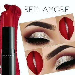 Mary Kay  Matte Lipstick Red Amore